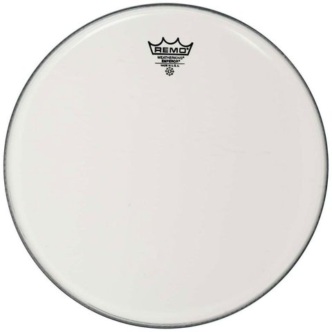 "Remo Smooth White Emperor 10"" Diameter Batter Drumhead"