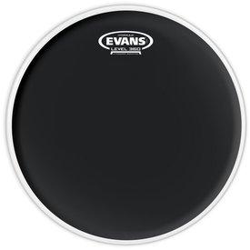 """Evans Evans Hydraulic Black 8"""" Tom Drumhead"""