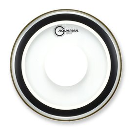 "Aquarian Aquarian Studio-X Series 12"" Drumhead with Power Dot"