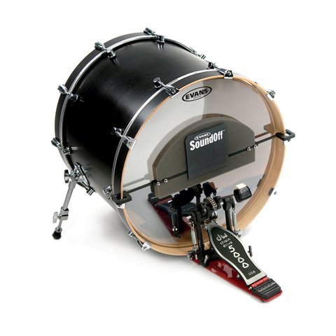 Evans SoundOff Bass Drum Mute