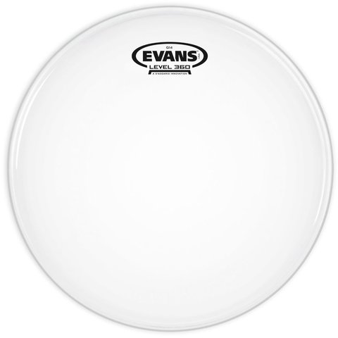 "Evans G14 Coated 15"" Batter Tom Drumhead"