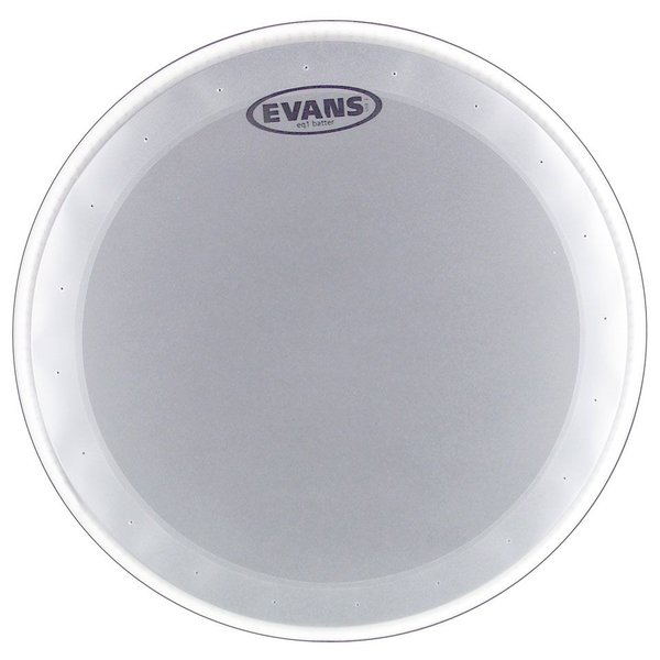 """Evans Evans EQ1 Coated 22"""" Bass Drumhead *CLOSEOUT*"""