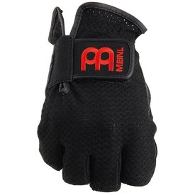 Meinl MeinlDrummer Gloves, finger-less, black, large, pair