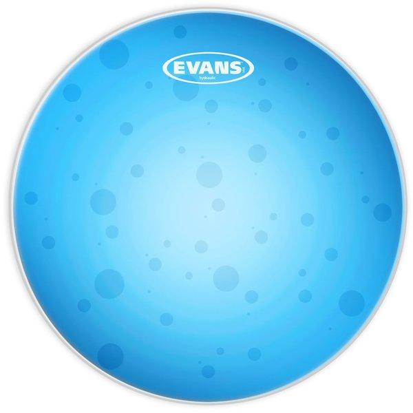 """Evans Evans Hydraulic Blue 13"""" Tom Drumhead"""