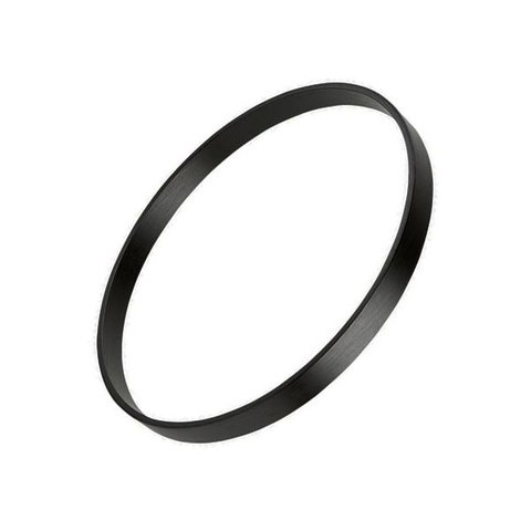 Gibraltar 18 Maple Bass Drum Hoop Black
