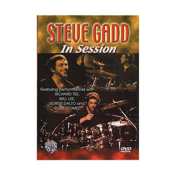 Alfred Publishing Steve Gadd: In Session DVD