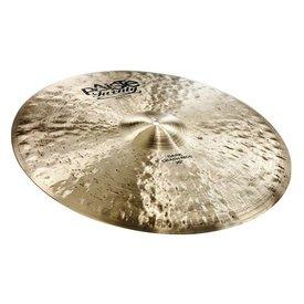 "Paiste Paiste Twenty Masters 20"" Dark Crash Ride Cymbal"