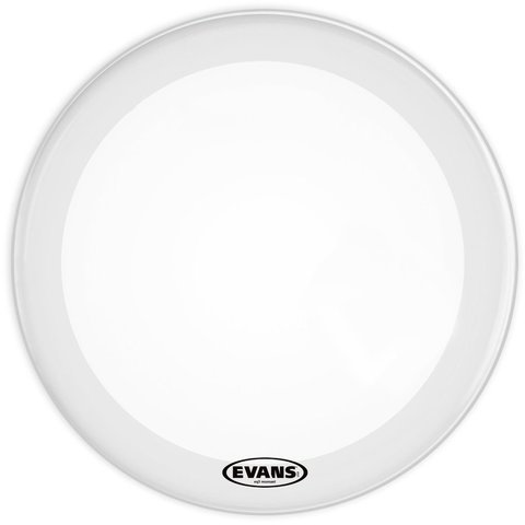 "Evans 16"" EQ3 RES SMTH WHT  NO PORT"