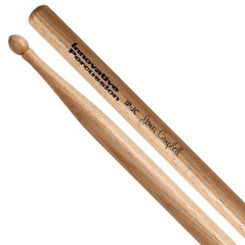 Innovative Percussion James Campbell Model / Hickory Drumsticks