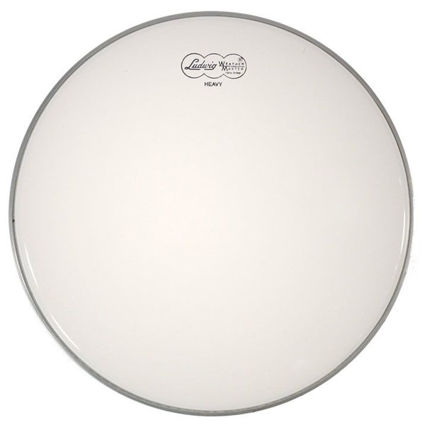 """Ludwig Ludwig Weather Master Coated Heavy 8"""" Batter Drumhead"""