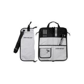 Ahead Ahead Deluxe Stick Bag (Gray with Black Trim, Plush interior)