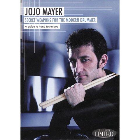 JoJo Mayer: Secret Weapons For The Modern Drummer DVD