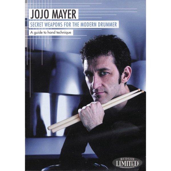 Hal Leonard JoJo Mayer: Secret Weapons For The Modern Drummer DVD