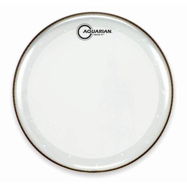 """Aquarian Aquarian Focus-X Series 13"""" Drumhead - Clear"""