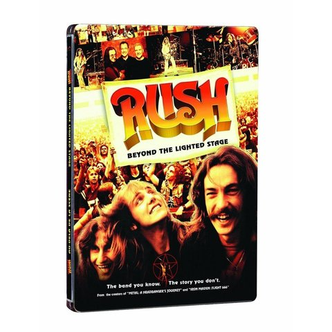 Rush: Beyond The Lighted Stage DVD