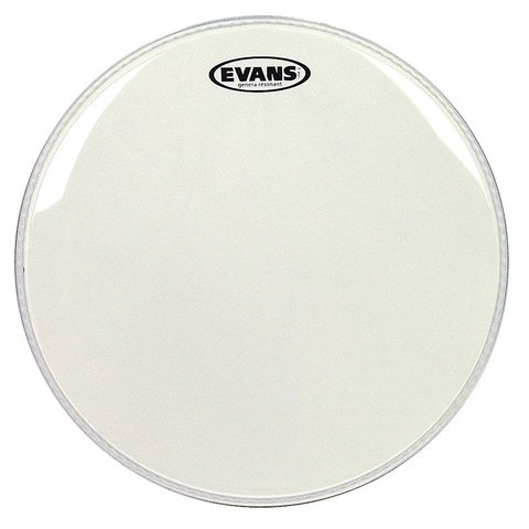"Evans Genera Resonant Clear 10"" Tom Drumhead"