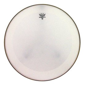 """Remo Remo Coated Powerstroke 4 - 24"""" Diameter Bass Drumhead with Falam Patch"""