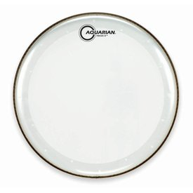 """Aquarian Aquarian Focus-X Series 10"""" Drumhead - Clear"""