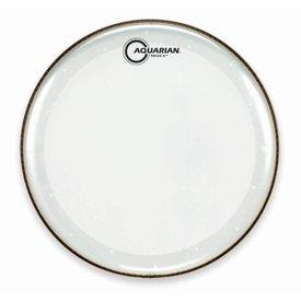 """Aquarian Aquarian Focus-X Series 12"""" Drumhead - Clear"""
