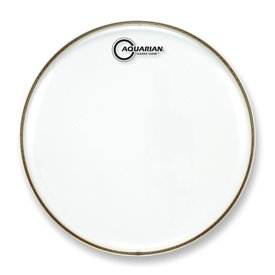 "Aquarian Aquarian Classic Clear Series 15"" Snare Bottom Drumhead"