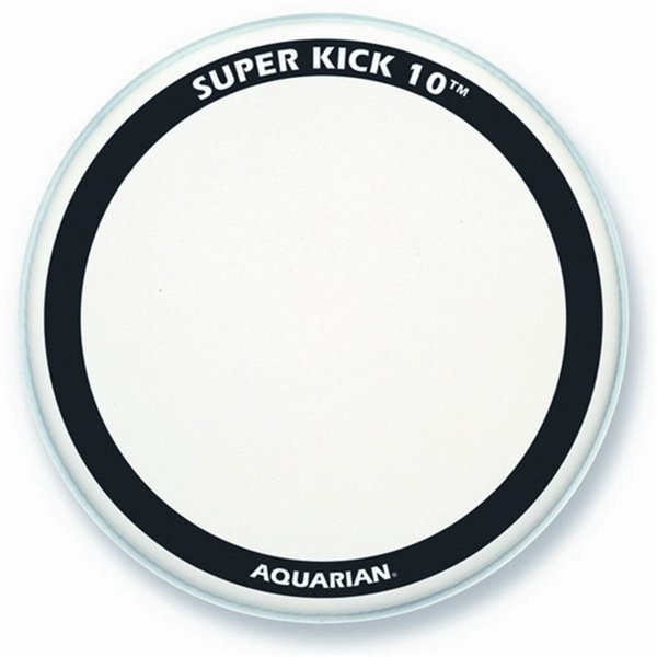 "Aquarian Aquarian Super-Kick II Series Texture Coated 22"" Bass Drumhead"