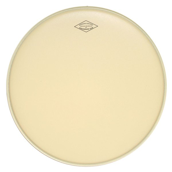 "Aquarian Aquarian Modern Vintage 14"" Medium Tom Drumhead"