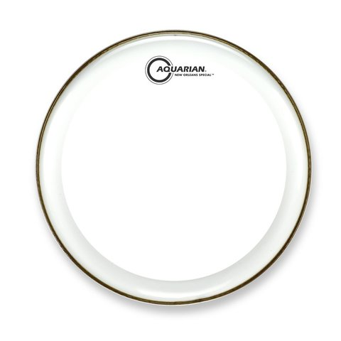 """Aquarian New Orleans Special 14"""" Drumhead"""