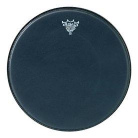 """Remo Remo Black Suede Emperor 18"""" Diameter Bass Drumhead"""