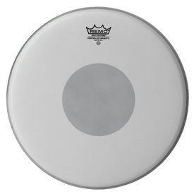 "Remo Remo Coated Controlled Sound x 12"" Diameter Batter Drumhead - Black Dot on Bottom"