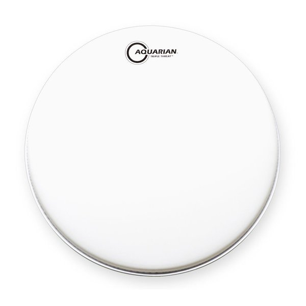"Aquarian Aquarian Triple Threat 14"" Snare Drumhead"