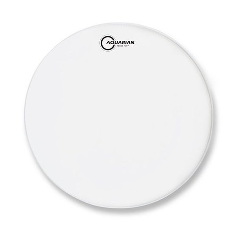 "Aquarian Force Ten Texture Coated 13"" Drumhead"