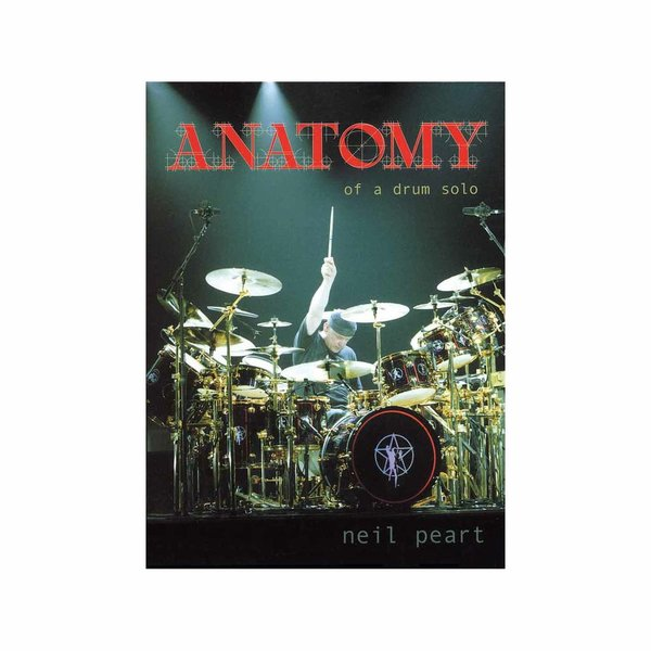 Hal Leonard Neil Peart: Anatomy of a Drum Solo DVD