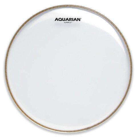 "Aquarian Super-2 Series 13"" (2-Ply) Drumhead"