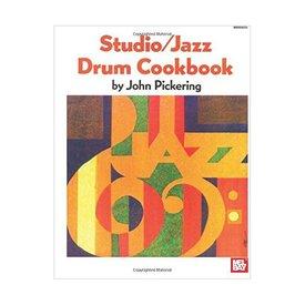 Studio - Jazz Drum Cookbook by John Pickering; Book