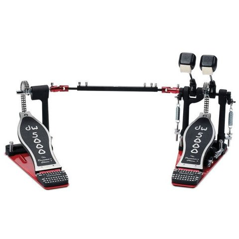 DW 5000 Series Delta IV Double Accelerator Bass Drum Pedal with Case