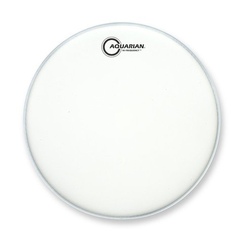 """Aquarian Hi-Frequency Series Texture Coated 13"""" Drumhead"""