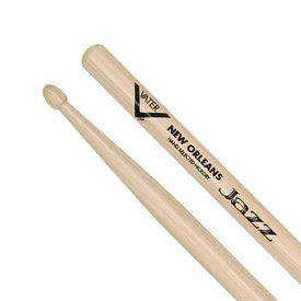 Vater Vater New Orleans Jazz Wood Tip Drumsticks