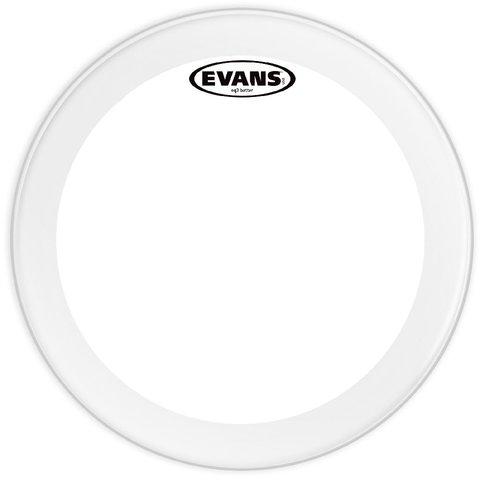 "Evans EQ3 Coated 24"" Bass Drumhead"