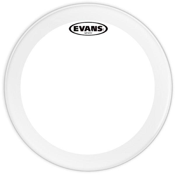 "Evans Evans EQ3 Coated 24"" Bass Drumhead"
