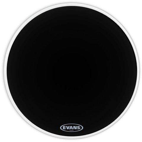 "Evans Resonant Black 22"" Bass Drumhead"