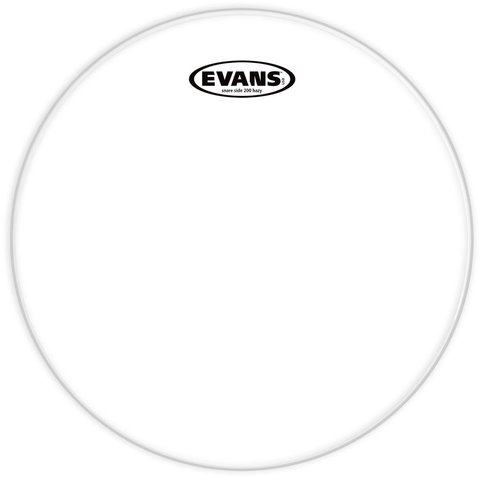 "Evans Hazy 200 Snare Side 14"" Drumhead"