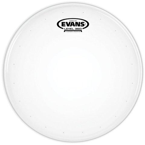"""Evans Genera Dry Coated 14"""" Drumhead"""