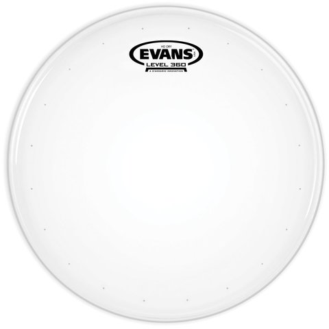 """Evans 13"""" Genera HD Dry Coated Drumhead"""