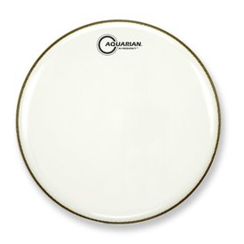 "Aquarian Aquarian Hi-Frequency Series 10"" Thin Drumhead - White"