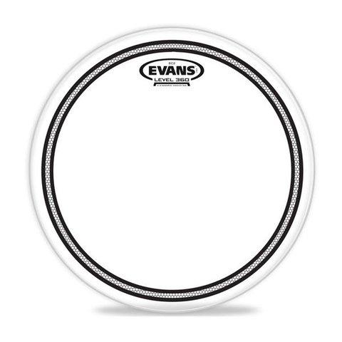 """Evans EC2 Clear SST 15"""" Tom Drumhead"""