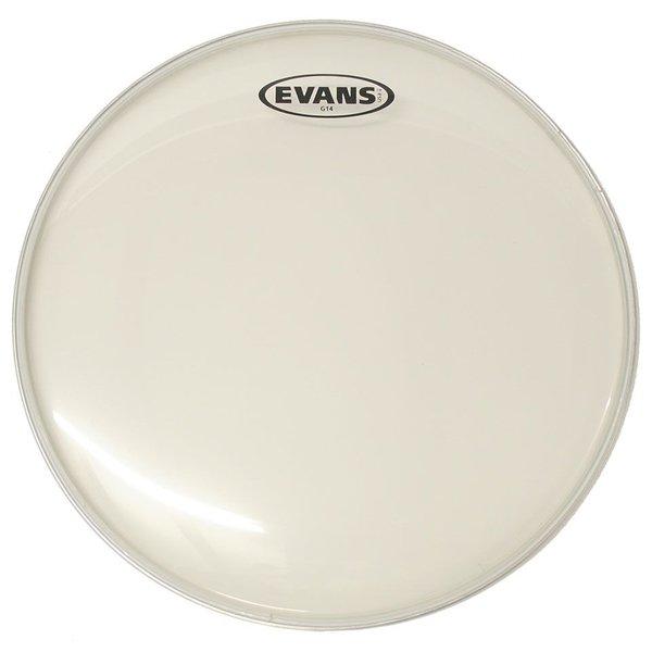 "Evans Evans G14 Clear 18"" Batter Tom Drumhead"