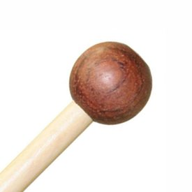 "Mike Balter Mike Balter 8B Unwound Series 14 1/4"" Hard Rosewood Xylophone Mallets with Birch Handles"