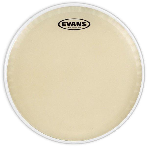 """Evans Evans Strata 1000 13"""" Concert Snare Batter Drumhead"""