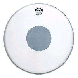 "Remo Remo Coated Emperor x 10"" Diameter Batter Drumhead - Black Dot Bottom"