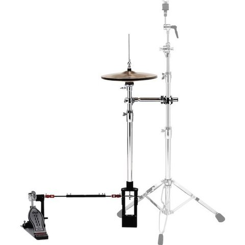 DW 9000 Series Universal Remote Hi Hat Stand with Linkage